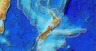 """خرائط جديدة تكشف أسرار """"القارة الثامنة"""