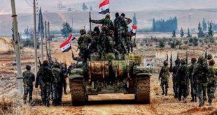 الدفاع السورية تصدر بيانا عن نتائج المعارك بريف حماة