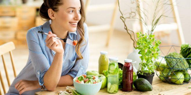 كيف تتبعون حمية نباتية لحرق الدهون