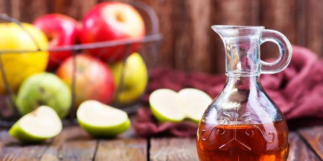 كيف يؤثّر رجيم خل التفاح على المعدة