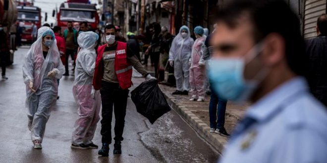 ثلاث إصابات جديدة بكورونا في رأس المعرة بريف دمشق