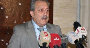 رئيس الحكومة السورية: كل من يعبث بقوت المواطن السوري