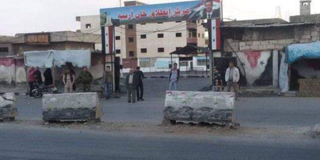 خلاف على الأجرة يعطلّ حركة السرافيس بين محافظتي دمشق والقنيطرة
