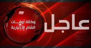 عدوان صاروخي إسرائيلي على مواقع سورية.. شاهد الفيديو!
