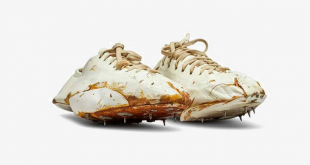 """حذاء بالٍ من """"نايكي"""" يباع بـ437 ألف دولار أمريكي.. صنعه """"بيل بويرمان"""