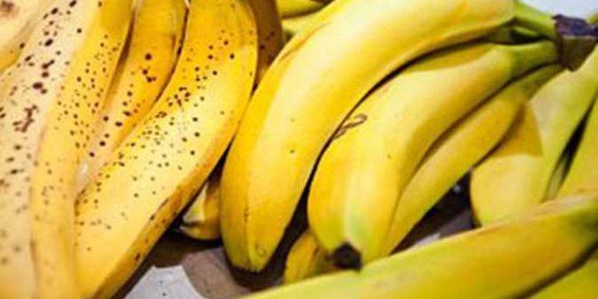 أطعمة يمنع تناولها مع الموز