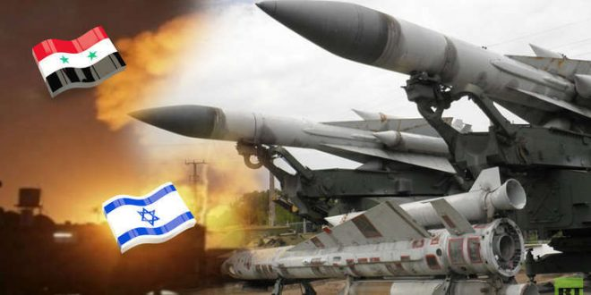 مفاجأة.. من أين انطلقت الطائرات التي نفذت عدواناً على سوريا أمس؟