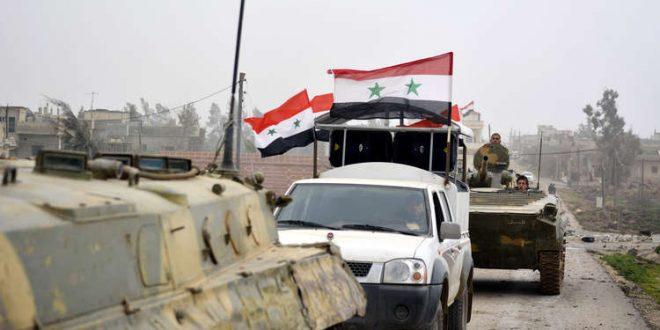 """حشود عسكرية كبيرة إلى """"جبل الزاوية"""".. هل تندلع الحرب مجدداً في شمال سوريا؟"""