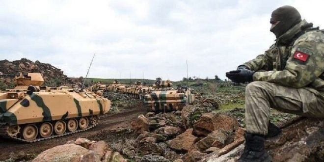 حرييت التركية: 140 عنصرا من القوات التركية العاملة
