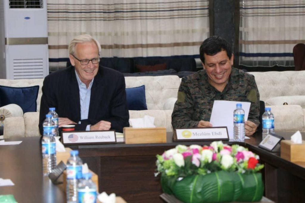 """أكراد سوريا يعلنون التوصل إلى """"اتفاق تاريخي"""""""