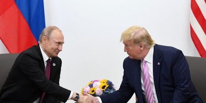 بولتون يكشف لماذا لم يرغب في ترك ترامب وحيدا مع بوتين