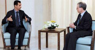 روبرت فورد: قانون قيصر لن يؤثر على الأسد