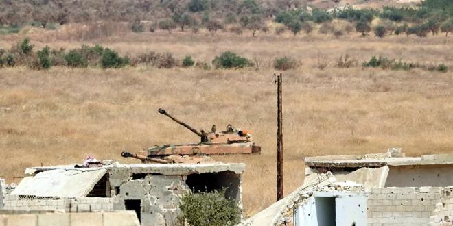"""الجيش السوري يتصدى لهجوم عنيف يشنه مسلحو """"القاعدة"""