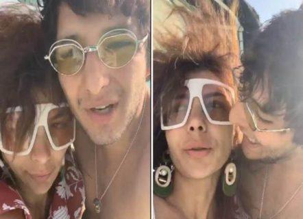 انتقادات لاذعة لأصالة وابنها بسبب فيديو الشاطئ