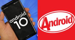كيف تغير نظام أندرويد من إصدار 4.4 إلى إصدار أندرويد 10؟