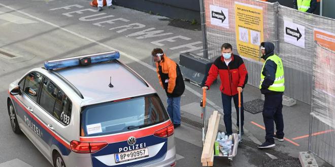 """شرطة فيينا تغرم رجلا 500 يورو لـ""""إطلاقه الريح"""""""