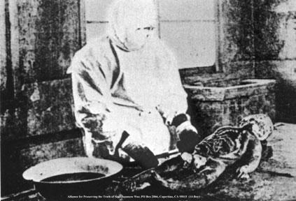 الوحدة 731 : صفحة سوداء في تاريخ اليابان يندى لها الجبين