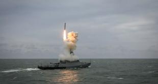 """سيف بحر قزوين...تفاصيل استخدام """"كاليبر"""" في سوريا"""