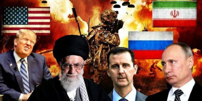 جون بولتون: بوتين مثلنا لا يريد إيران في سوريا