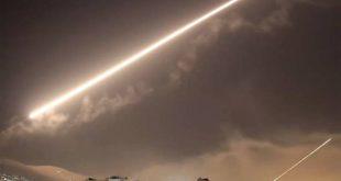 الدفاعات الجوية تتصدى لطائرات مسيرة معادية في أجواء منطقة جبلة