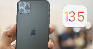 ابل تحث المستخدمين على ضرورة تثبيت تحديث iOS 13.5