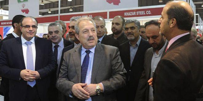 رئيس الحكومة السورية الجديد حسين عرنوس