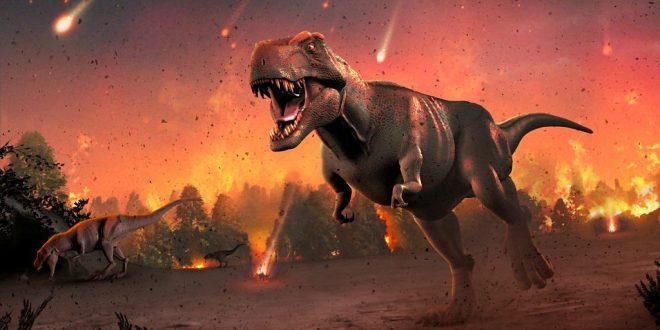 السبب الحقيقي في انقراض الديناصورات