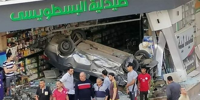 """""""الصيدلية الملعونة"""" في مصر.. حوادث متشابهة في نفس المكان"""