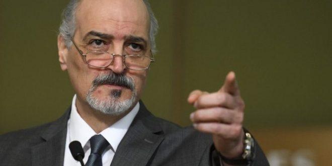 الجعفري: بنوك الاتحاد الأوروبي وضعت أيديها على الأصول السورية المكرسة لتأمين الغذاء والدواء للسوريين
