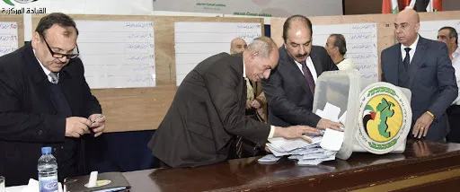 البعث يصدر تعميماً حول انتخابات مجلس الشعب ويتوعد المخالفين