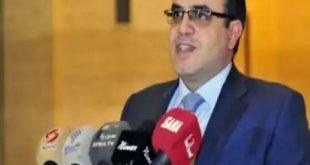 وزير الاقتصاد ينفي حصر الاستيراد بأشخاص محددين.