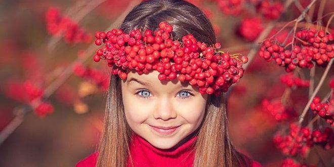 هكذا تغيرت ملامح أجمل طفلة في العالم