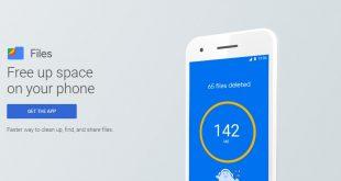 تطبيق Files من جوجل يتيح إدارة الملفات ونقلها بدون إنترنت