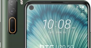 HTC تطلق أول هاتف من الفئة المتوسطة يدعم الجيل الخامس