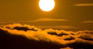 """الأرض تتعرض لقصف """"جسيمات شمسية"""