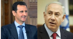 نتنياهو يوجه رسالة إلى الرئيس الأسد