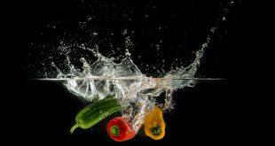 6 طرق بسيطة تعقيم الخضار والفواكه وإزالة المبيدات