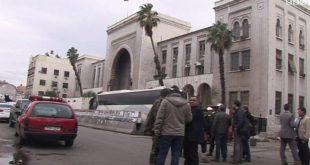 إصابة قاضيين بفيروس كورونا في عدلية دمشق