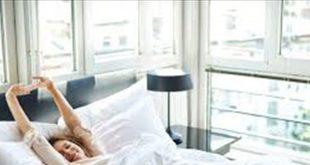 الاستيقاظ في هذا الوقت يومياً يطيل العمر!