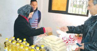 دراسة إمكانية تعويض المواطنين عن مخصصاتهم من الرز لشهر تموز
