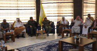 القائد العام لقسد يكشف عن شرط دمشق للتفاوض