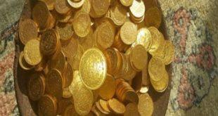 اليكم أسعار الليرات الذهبية والأونصة في سورية
