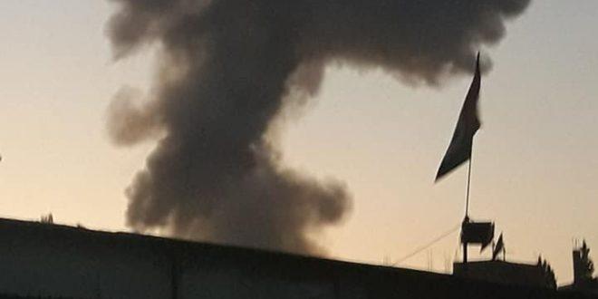 انفجارات عنيفة تهز محافظة الحسكة