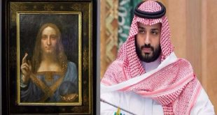ما سر إخفاء بن سلمان لوحة للسيد المسيح لـ3 سنوات بعدما اشتراها بـ 450 مليون دولار؟