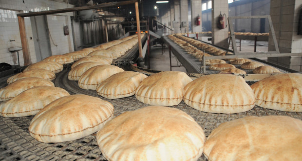 مراقب على كل مخبز عام وخاص لمنع الهدر في اللاذقية