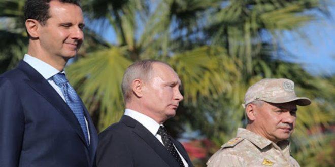 روسيا تدعو لتشكيل حلف عربي يدعم دمشق!