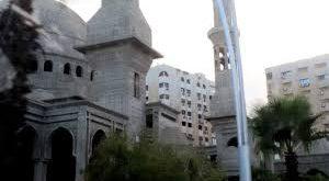 """اغلاق جامع """"عثمان بن عفان"""" في حي كفرسوسة وسط دمشق بعد إصابة مصليين بكورونا"""