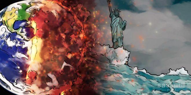 سيناريوهات نهاية العالم كما يتوقعها الجيش الأمريكي!
