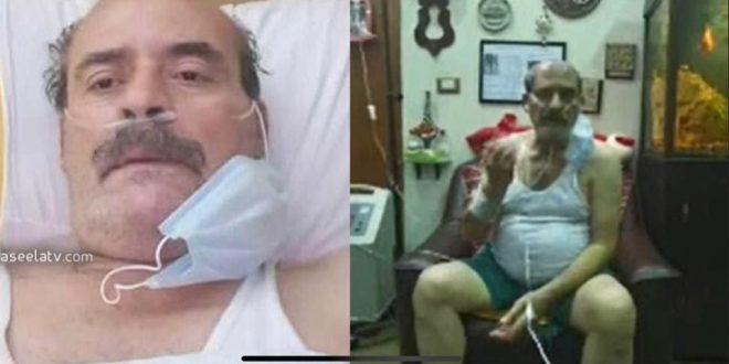 """الممثل السوري """"أحمد رافع"""" يكشف تفاصيل رحلته مع فيروس كورونا"""