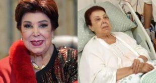 قبل دخولها المستشفى .. رجاء الجداوي تطالب برفع الحصار عن سوريا